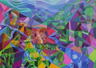 Esther_Cuellar_pintura_abstracta_09_Guambianos