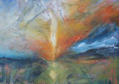 Esther_Cuellar_pintura_abstracta_25_rayo_de_luz