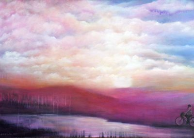 Esther_Cuellar_pintura_abstracta_40_Recorrido_del_Reflejo