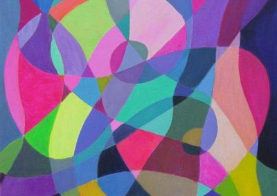 Esther_Cuellar_pintura_abstracta_Symphony_in-Pink