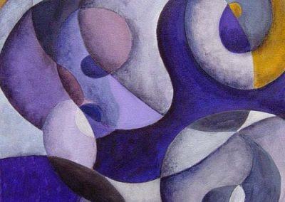 Esther_Cuellar_pintura-abstracta_Melodia_de_Color_No_10