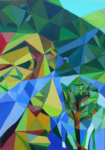Esther_Cuellar_pintura_abstracta_01_Mirando_Al_Futuro