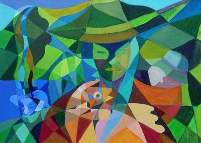 Esther_Cuellar_pintura_abstracta_02_Evolucion