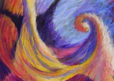 Esther_Cuellar_pintura_abstracta_06_Melodia_de_Color_No_06