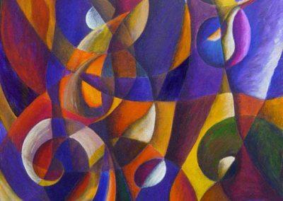 Esther_Cuellar_pintura_abstracta_09b_Melodia_de_Color_No_17