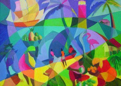 Esther_Cuellar_pintura_abstracta_15_Paradise