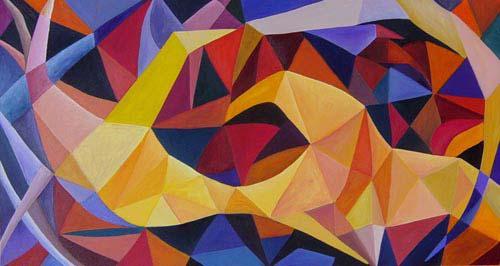 Esther_Cuellar_pintura_abstracta_Melodia_de_Color_No_02